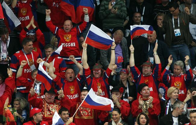 Картинки по запросу российские болельщики победа