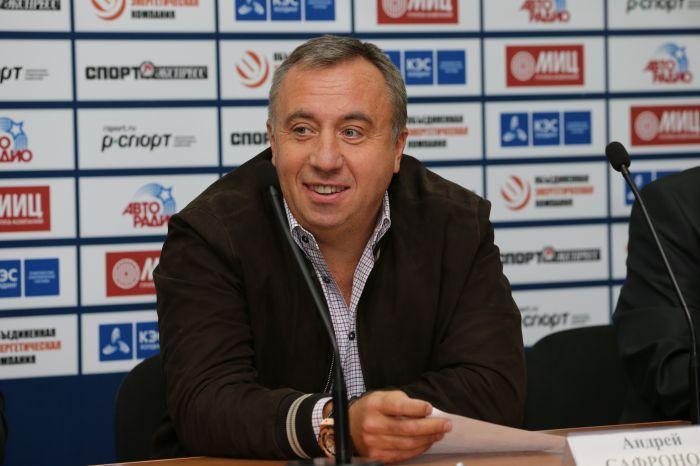 Андрей САФРОНОВ: Без травм чемпионатов не бывает, но есть две хорошие новости