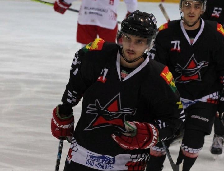 Алексей Паценкин: Рад, что оказался именно в «Авиаторе» - Хоккей Беларуси, Прибалтики И Украины