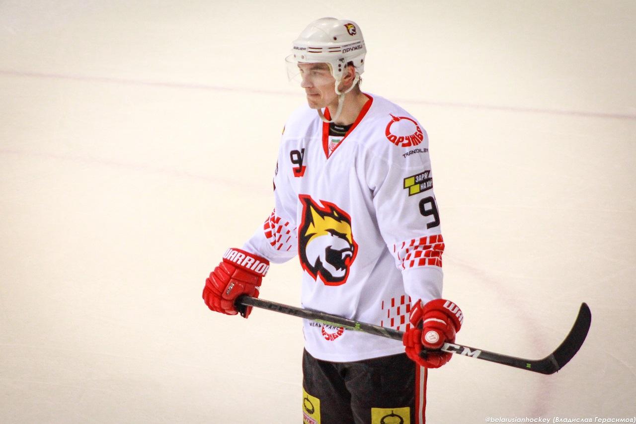 Игорь Ревенко: Это один из интереснейших сезонов в моей карьере - Хоккей Беларуси, Прибалтики И Украины