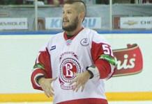 КХЛ: «Барыс» расторг контракт с Джоном Мирасти