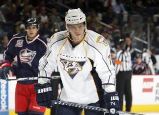 НХЛ: Сергей Костицын снова отправлен в запас