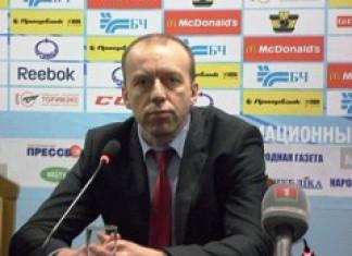 Леонид Лекаревич: Скабелка должен сохранить свой пост