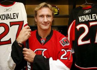 Алексей Ковалев может отыграть сезон в Швейцарии или Швеции