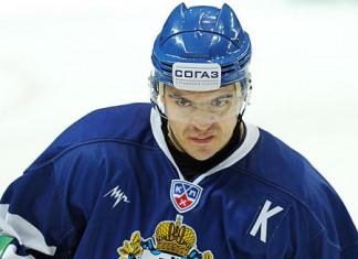 ЧБ: Виктор Костюченок тренируется с «Юностью»
