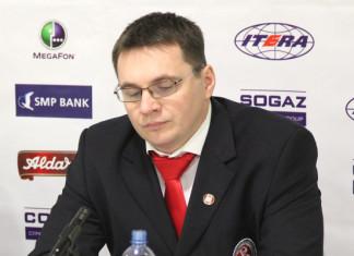 КХЛ: Один из лидеров «Донбасса» выбыл на четыре месяца