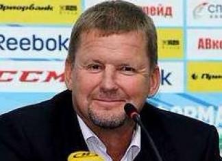 Экс-главный тренер минского «Динамо» готов вернуться в КХЛ