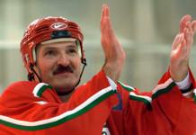 Александр Лукашенко: Не думал, что в Туркменистане могут за такое время построить ледовые дворцы и научить играть в хоккей