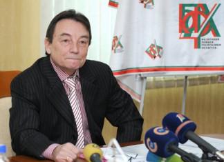 Владимир Сафонов отметил юбилей