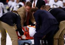 НХЛ: У Орпика сотрясение мозга и частичная потеря памяти
