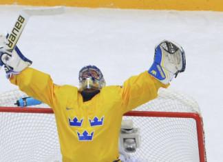 Хенрик Лундквист: Сборная Швеции провела лучшую игру на турнире