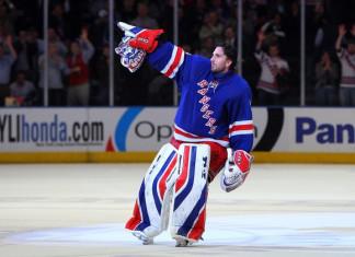 НХЛ: Хенрик Лундквист оформил 50-й шатаут в лиге