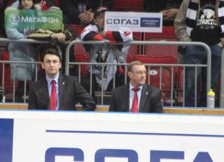 КХЛ: В «Тракторе» начались тренерские чистки