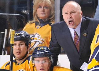 НХЛ: Легендарный тренер покинет «Нэшвилл»
