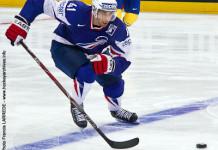 Пьер-Эдуард Беллемар: Россия - это великая хоккейная страна, и играть с ними было трудно