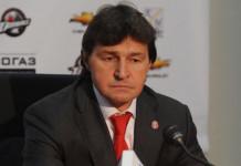 В КХЛ произошла очередная тренерская отставка