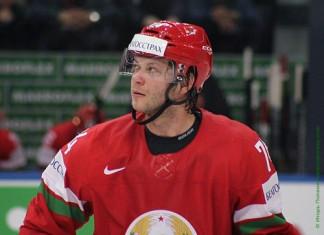 КХЛ: Самым результативным белорусом в Лиге является Сергей Костицын