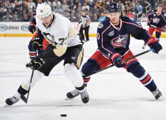 НХЛ: Без Кросби «Питтсбург» уступил «Коламбусу»