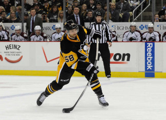 НХЛ: Малкин помог «Питтсбургу» в овертайме одолеть «Колорадо»