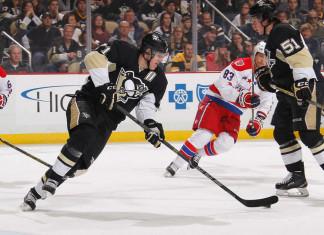 НХЛ: «Вашингтон» отправил три безответные шайбы в ворота «Питтсбурга»