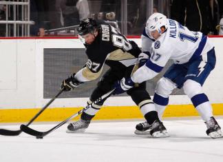 НХЛ: Четыре ассистентских баллов Кросби помогли «Питтсбургу» обыграть «Тампу»