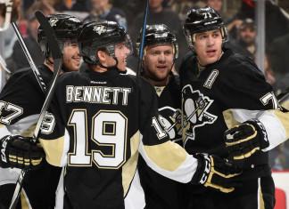 НХЛ: Результативный бросок Малкина не спас «Питтсбург» от поражения в матче с «Бостоном»