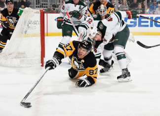 НХЛ: «Питтсбург» громит «Миннесоту»