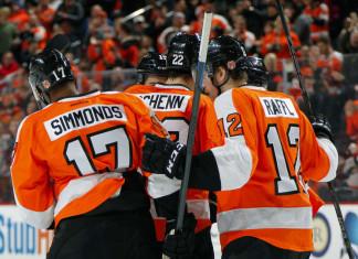 НХЛ: Жиру в овертайме принес «Филадельфии» победу над «Питтсбургом»
