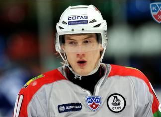 Дмитрий Кагарлицкий: «Северстали» хотелось оправдаться за прошлые поражения