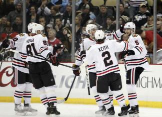 НХЛ: «Чикаго» одержал победу над «Питтсбургом»