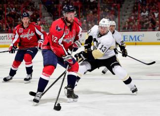 НХЛ: «Вашингтон» засушил «Питтсубрг», Овечкин оформил дубль