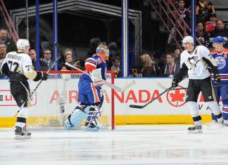 НХЛ: «Питтсбург» засушил «Эдмонтон», Малкин победная шайба