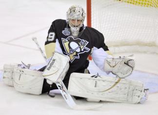 НХЛ: Флери установил рекорд «Питтсбурга» по количеству сухих матчей за сезон