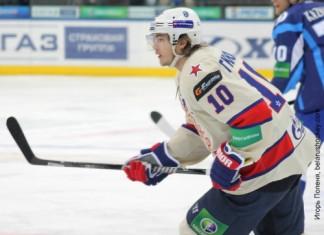 КХЛ: Форвард СКА может перейти в «Питтсбург»