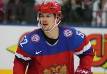 Евротур: Пять хоккеистов не помогут России в матче с финнами