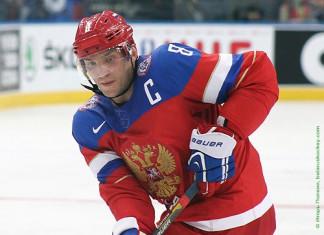 НХЛ: Овечкин может пропустить несколько игр