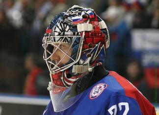 НХЛ: Бобровский не смог помешать «Вашингтону» досрочно выиграть регулярный чемпионат