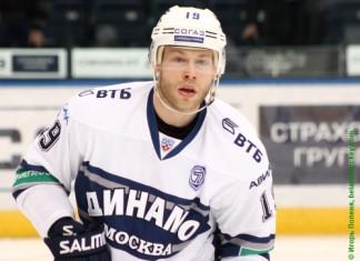 КХЛ: Форвард московского «Динамо» перейдет в «Локомотив»
