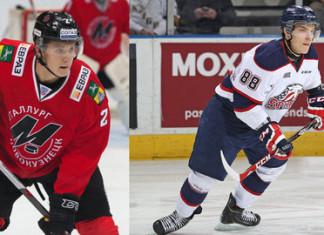 КХЛ: «Сибирь» подписала двухлетние контракты с двумя игроками