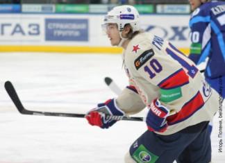 Два нападающих сборной России могут сменить НХЛ на СКА