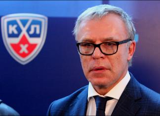 Вячеслав Фетисов: Отъезд Радулова ценз 28 лет не нарушает