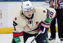 КХЛ: СКА подтвердил переход Виктора Тихонова