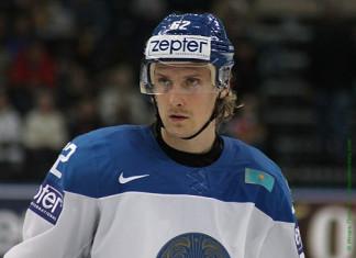 КХЛ: Нападающий сборной Казахстана перешел в «Адмирал»