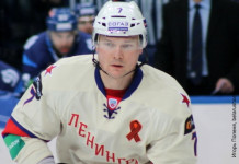 КХЛ: Защитник «Спартака» получил травму в игре с минским «Динамо»