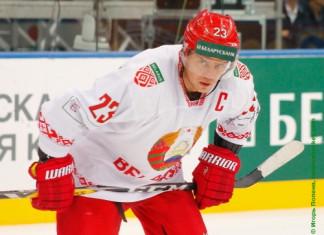 КХЛ: Один белорус сыграет в матче «Нефтехимик» - «Адмирал»