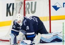 Вратарь минского «Динамо» стал лучшим стражем ворот 17-й игровой недели в КХЛ