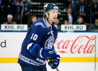 КХЛ: Минское «Динамо» в третьем периоде дожало «Югру» и заработало 3 балла