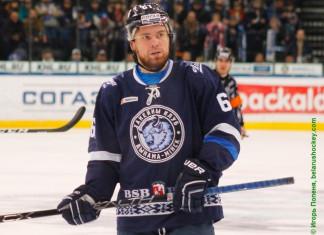 КХЛ: Форвард минского «Динамо» пропустит матч с «Югрой» из-за повреждения