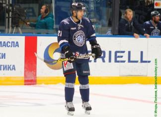 Аарон Палушай: Я люблю Минск, хочу провести еще несколько сезонов в КХЛ