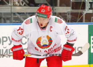 Евровызов: Сборная Беларуси сыграет в Латвии без капитана